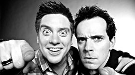Dick and Dom: Hall and Stairs