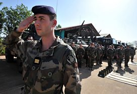 France and Mali: An 'ironic' relationship