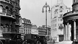 Broadcasting House in the 1930s