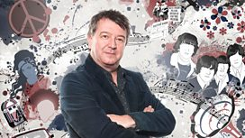 Stuart Maconie - presenter of The People's Songs