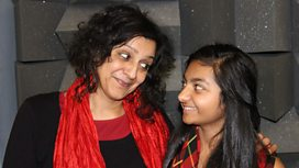 Meera Syal and Rhea Somaiya