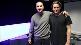 Zane Lowe with Ben Howard
