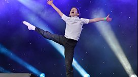 Billy Elliot – Electricity (Live from the Oliviers)