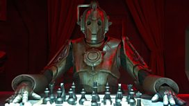 The Cybermen return in this thrilling episode written by Neil Gaiman.