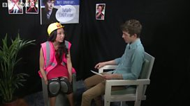 Sophie Lau - Matt Edmondson's Awkward Conversations