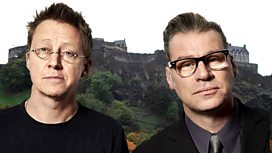Kermode and Mayo in Edinburgh