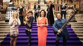 collection of artists performing at this year's Proms