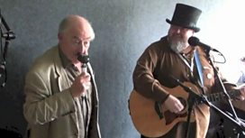 The Ashes: The Duckworth Lewis Method & Henry Blofeld