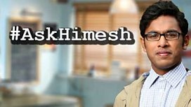 Read Himesh Patel's live chat