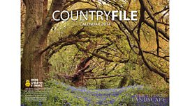 Countryfile Calendar front cover
