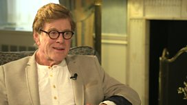Sex symbol status 'hindered' early career, Robert Redford says