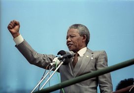 Nelson Mandela obituary: From prisoner to president