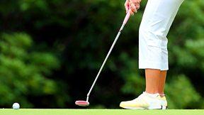 Golf: Women's British Open