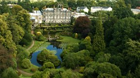 Glorious Gardens from Above