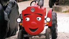 Tecwyn y Tractor