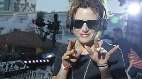 Annie Mac surprises a budding DJ in Star Caller!