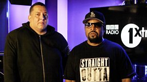Ice Cube talks about the Straight Outta Compton movie