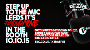 For Those Who Have Fallen - 1Xtra Live Your Move in the Booth Beats