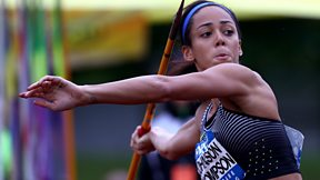 Faster, Higher, Stronger: Katarina's Olympic Dream
