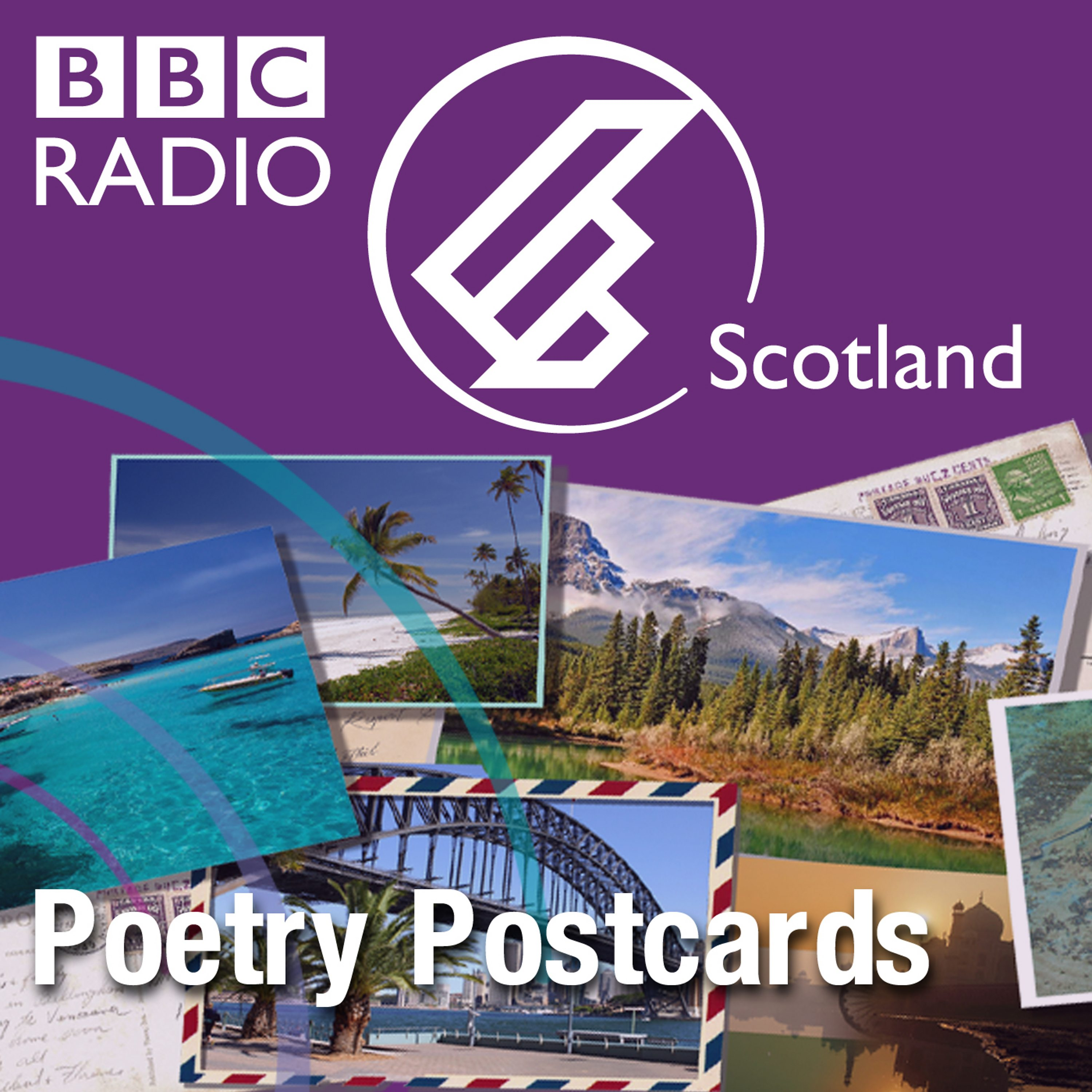 Poetry Postcards