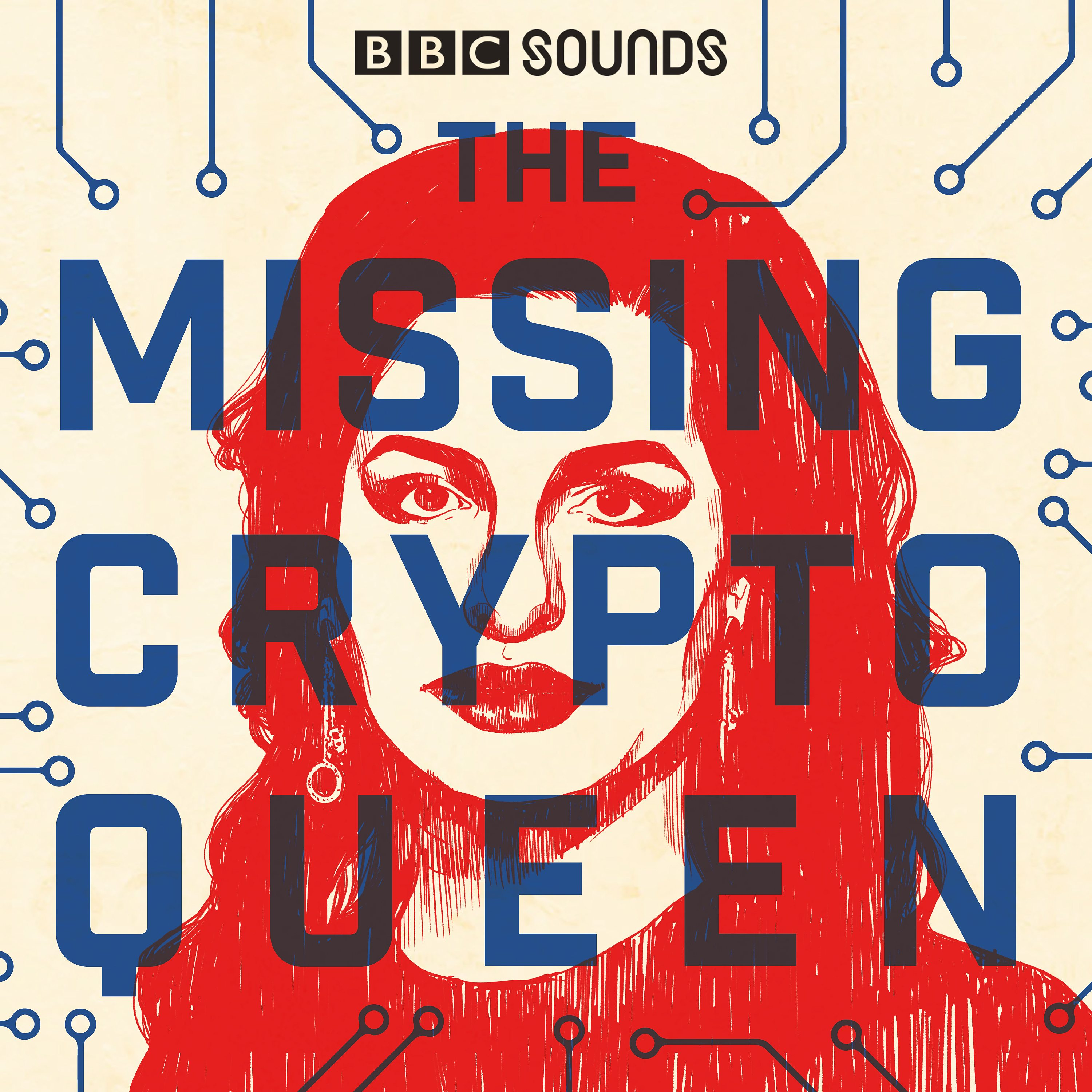 The Missing Cryptoqueen podcast show image