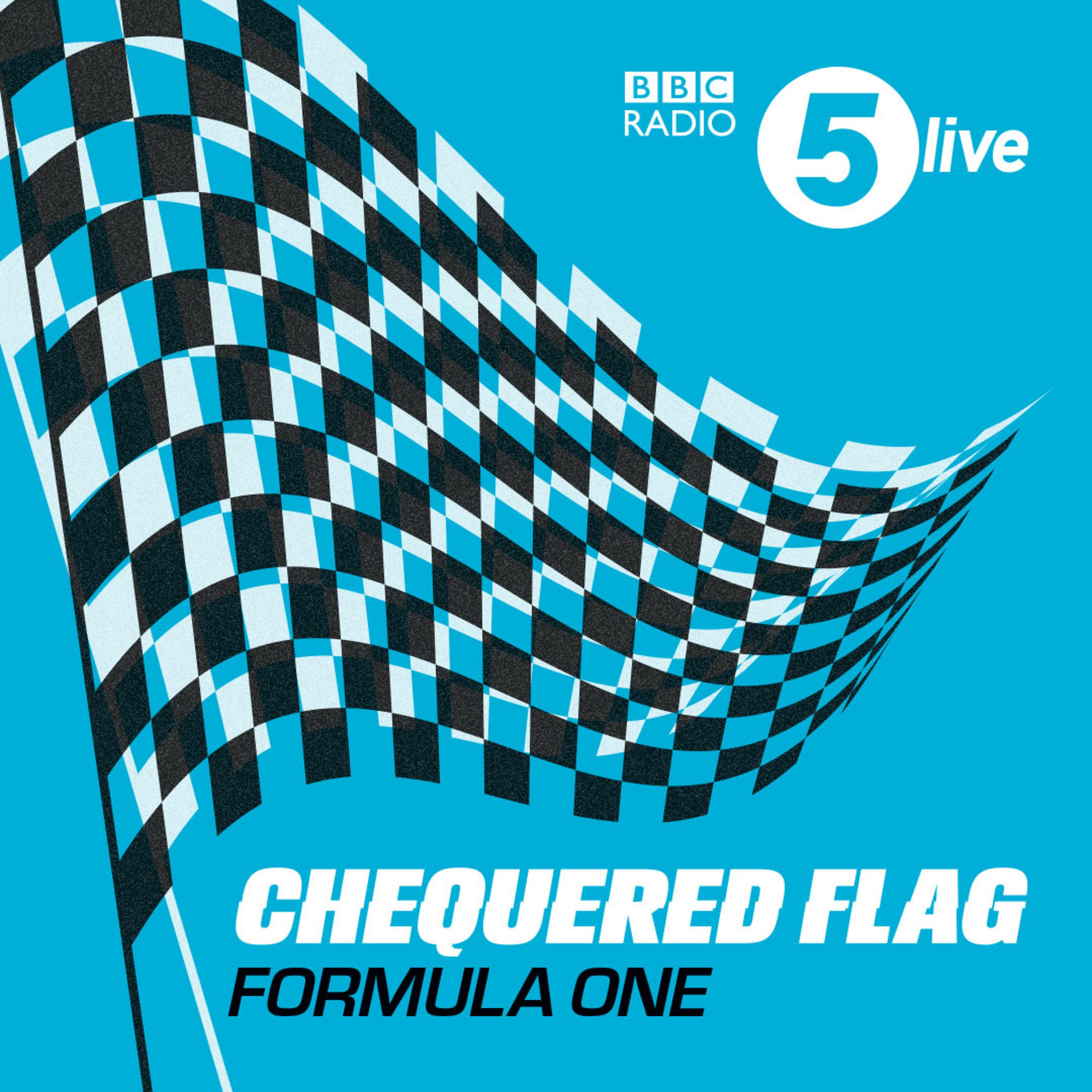 F1: Chequered Flag podcast
