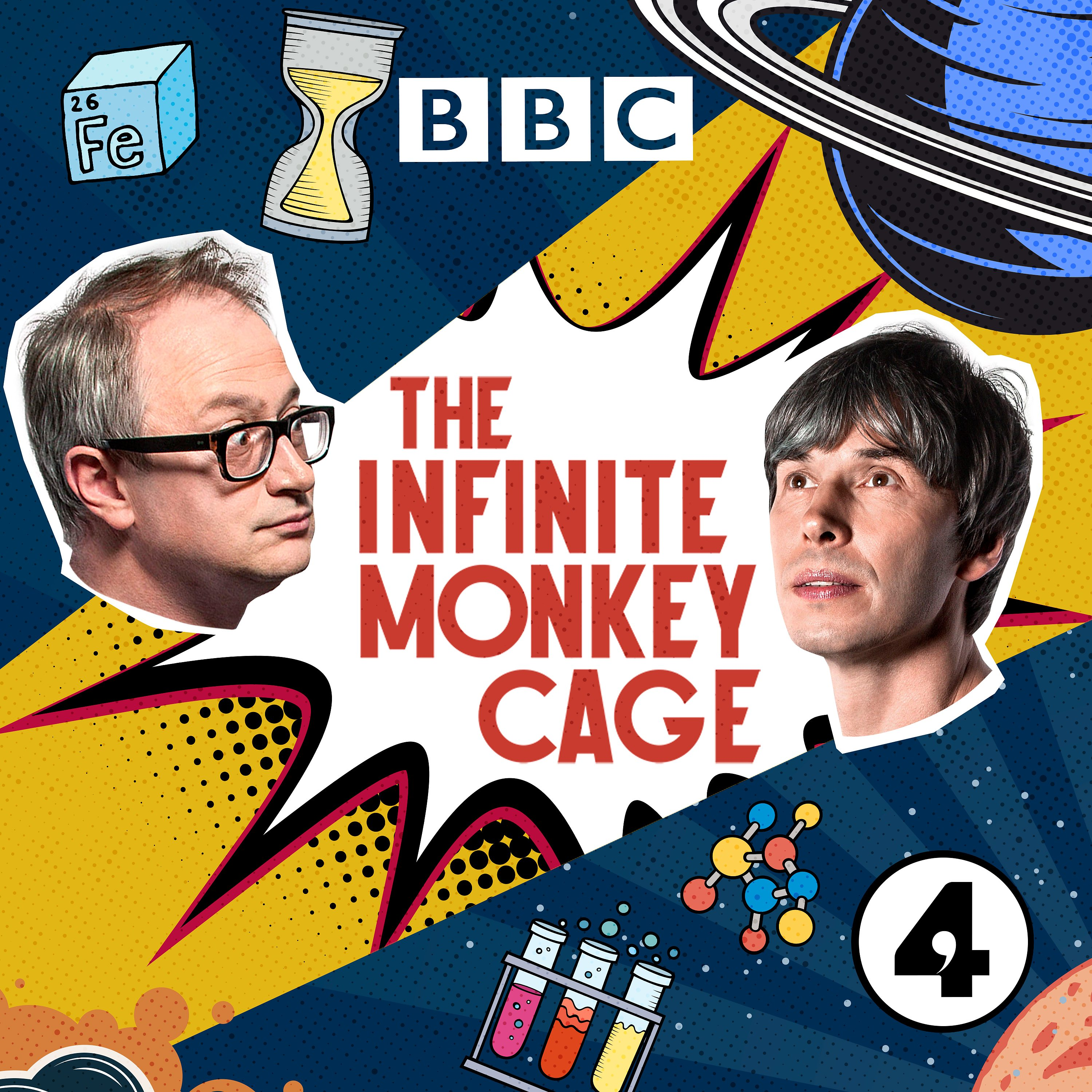 The Infinite Monkey Cage:BBC Radio 4