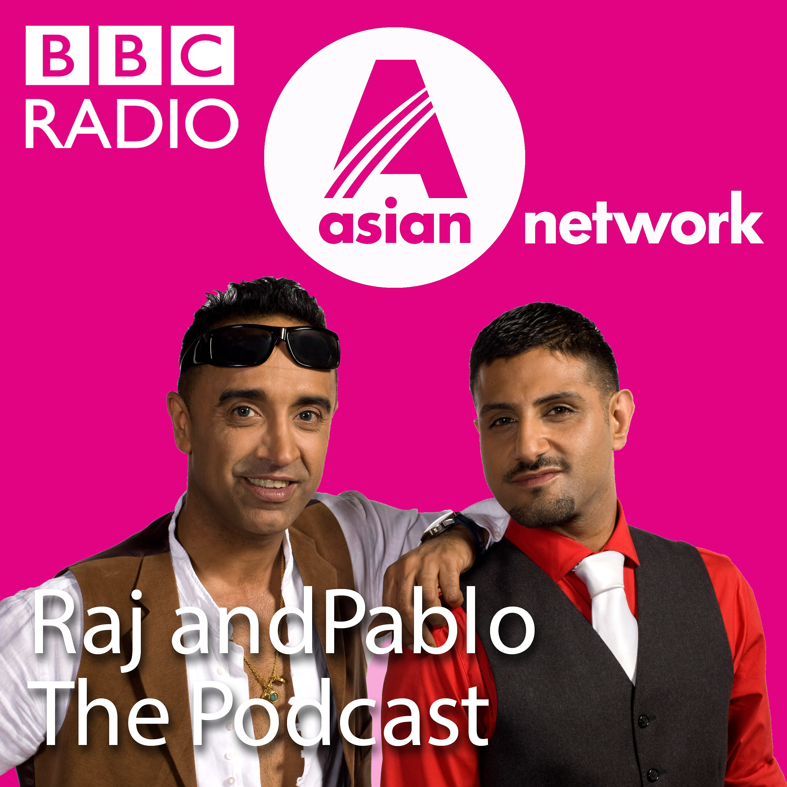 Raj and Pablo: The Podcast