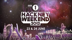 Image for Radio 1's Hackney Weekend - register now!