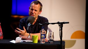 Image for Jeremy Hardy's News Quiz Buddha rant