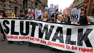 Image for The 'Slutwalk' movement