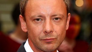 Image for Actor John Simm on Betrayal