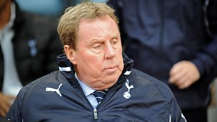 Image for Redknapp speaks after leaving Spurs
