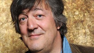 Image for Archers fan Stephen Fry