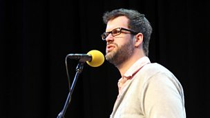 Image for Marcus Brigstocke's trouble with trains