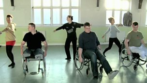 Image for Wheelchair Dance