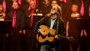 Image for Dougie MacLean - Travelling Folk interview