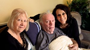 Image for Lesley Joseph and Carers. Part of When I'm 65.