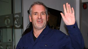 Image for Radio 1 controller on Chris Moyles