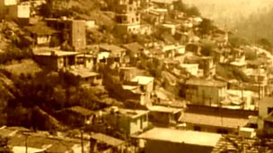 Life in the favela of Rochina