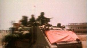 Sabra and Shatila massacres in 1982