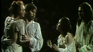 'A Midsummer Night's Dream' - the characters of Helena and Hermia (pt 2/2)
