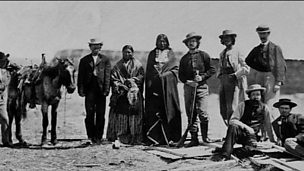 Francis Parkman travels to meet the Plains Indians