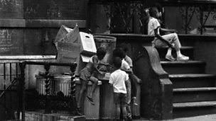 Living in Harlem, New York, in 1964