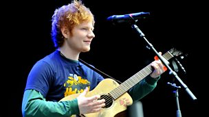 Image for Ed Sheeran - Radio 1's Hackney Weekend