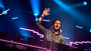 Image for David Guetta - Radio 1's Hackney Weekend