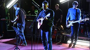 Image for Blur live at Maida Vale with Steve Lamacq - Full Highlights