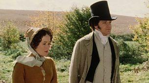'Pride and Prejudice' - Elizabeth and Mr Darcy admit their true feelings