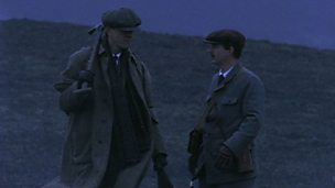 'The Hound of the Baskervilles' - Watson meets Stapleton