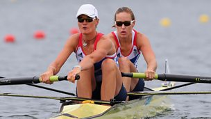 Image for Rowing gold for Team GB from Glover and Stanning